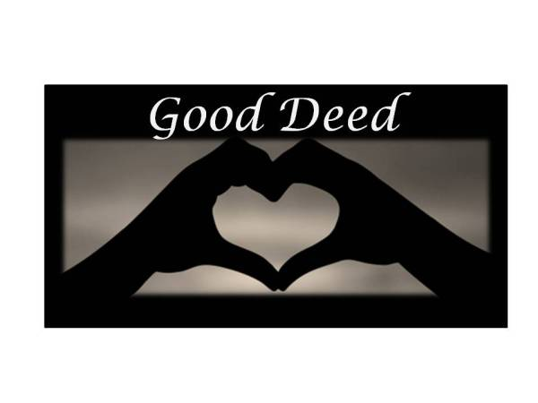 Good Deed  header