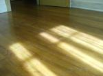 Wooden floors to be refinished