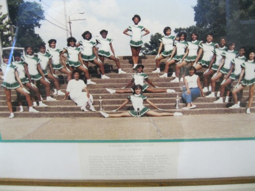 Blackburn Drill Team, 1986-1987