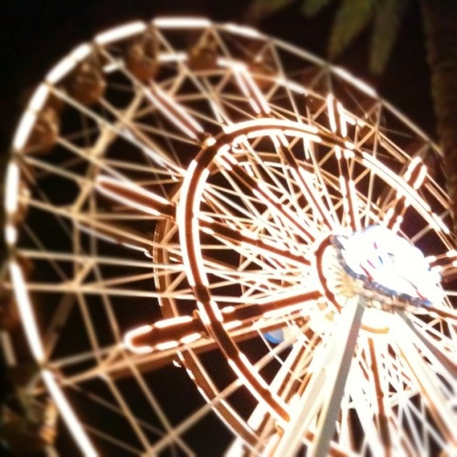 Ferris Wheel at The Wharf in Gulf Shores, AL