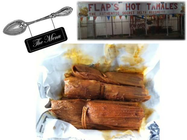 flap's hot tamales