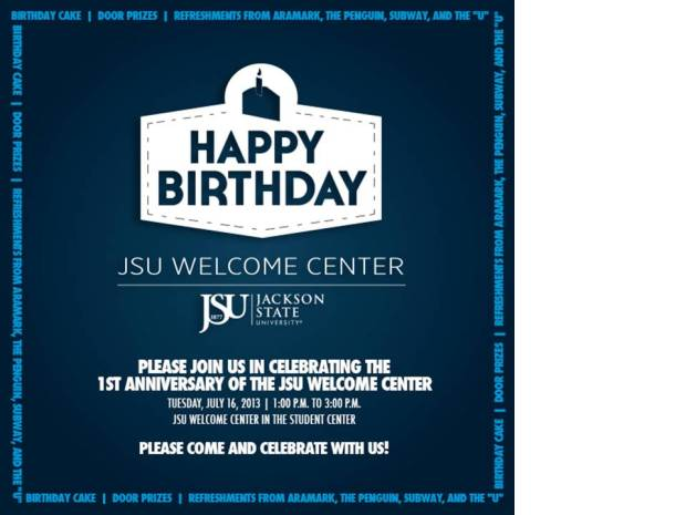 JSU Welcome Center