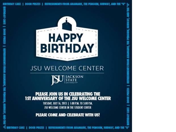 JSU Welcome Center