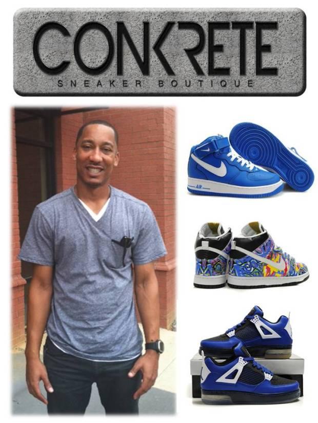 conkrete sneaker boutique