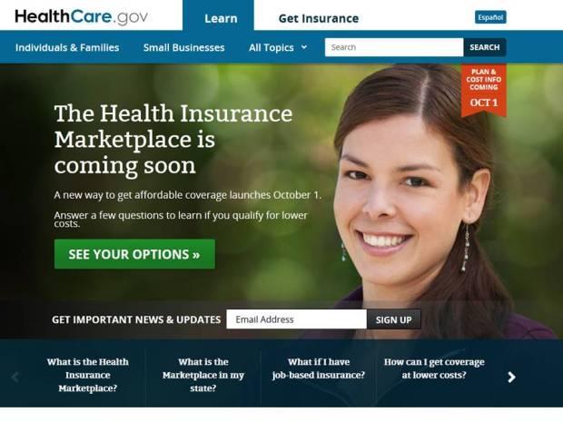 healthcare.gove