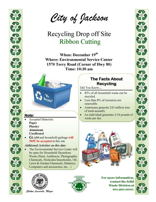 Recycling Ribbon Cutting (1)