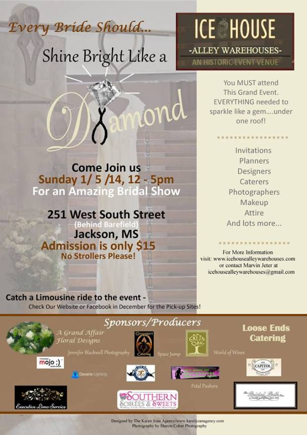 BridalShowPosterDesign