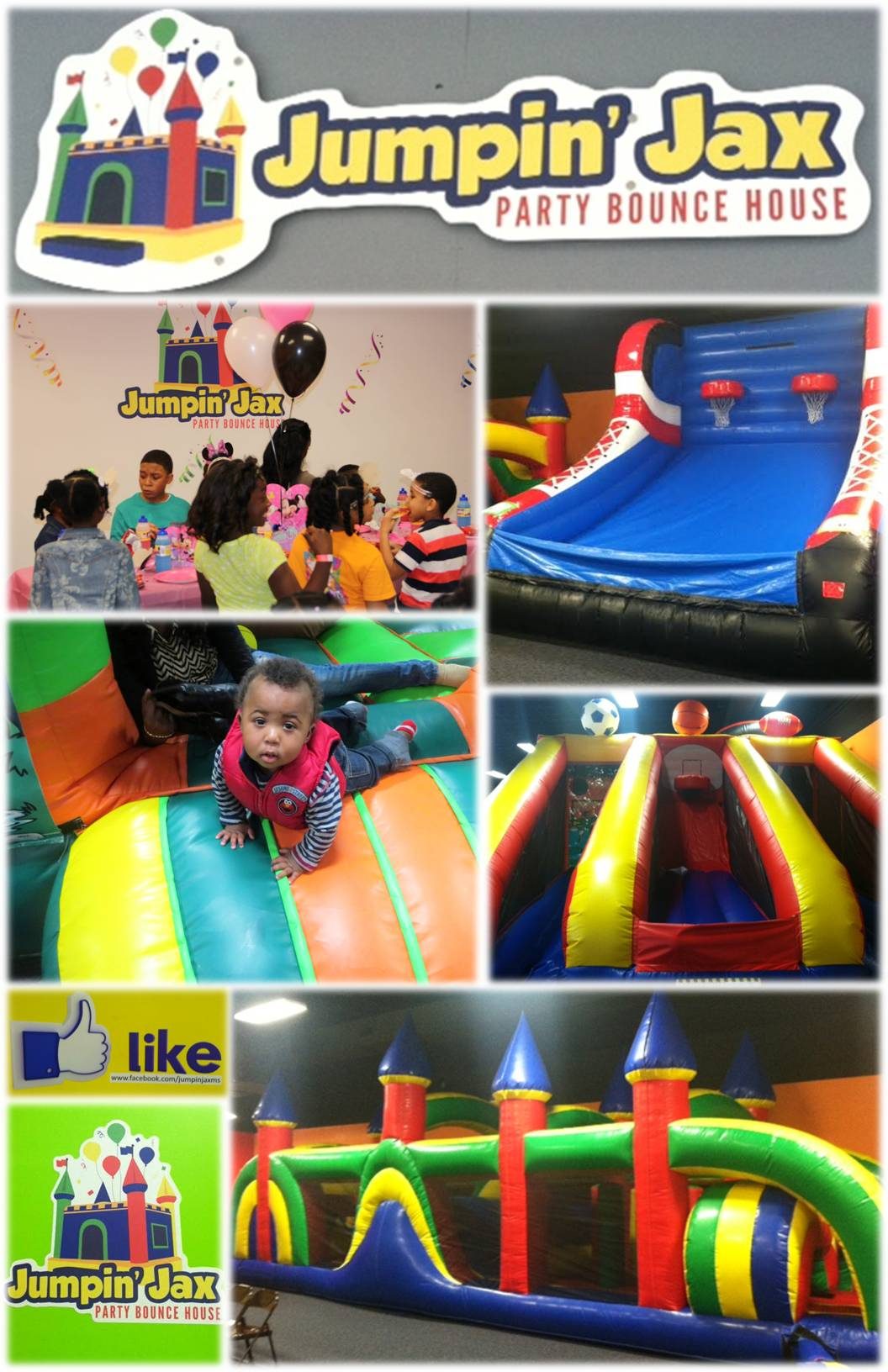 Fun place for kids at the metrocenter mall west jackson for Indoor party places for kids