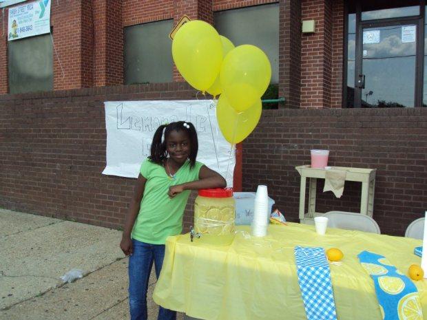 lemonade day 1