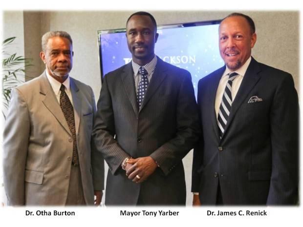 city of jackson 1 sales tax