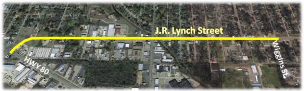 lynch street repavement