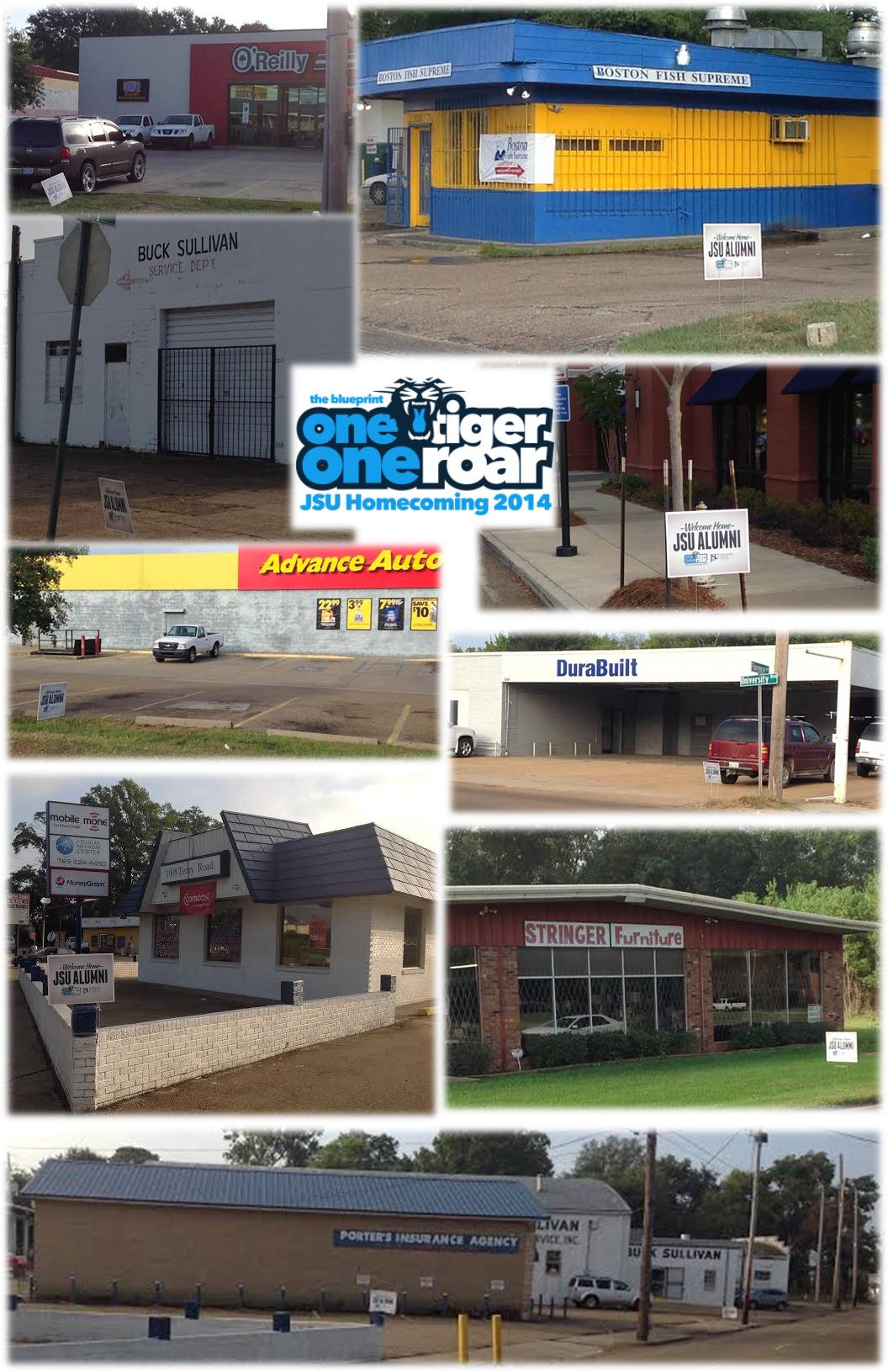 Businesses Support Jsu Homecoming West Jackson